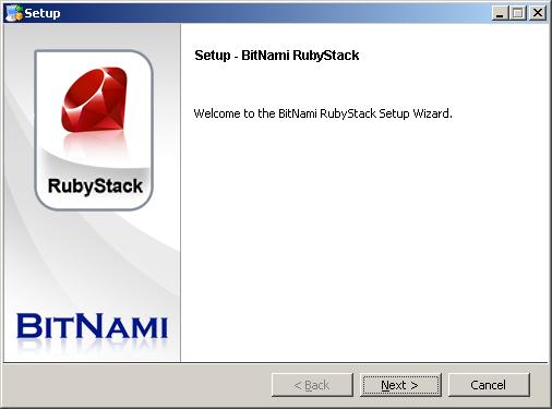 BitNami RubyStack for Linux 2.5.7-1 full
