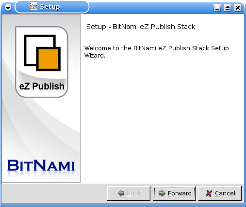 BitNami eZPublish Stack for Linux 2012.8-0 full